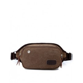 Simplicity Classic Small Size Waist Bag For Men