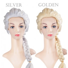 New Long Gloved Cosplay in Remy Human Hair Extensions Tails scroll Anime 2 Color